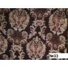 Велюровый диван с подлокотниками Классик темно-коричневый Е1000-В33