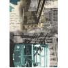 Диван-кровать с подлокотниками Классик микровелюр город светлый E1004-039-3