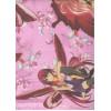 Диван-кровать с подлокотниками Классик микровелюр детский розовый E1004-1605-111