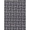 Диван-кровать с подлокотниками Классик микровелюр плетение серое E1004-36-1