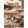 Диван-кровать с подлокотниками Классик микровелюр город коричневый E1004-MOSKOW-1