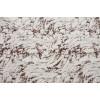 Диван-кровать с подлокотниками Классик замша молочная E1006-637-1