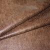 Диван-кровать с подлокотниками Классик замша коричневая E1006-SM-3