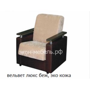 Кресло Эстет вельвет люкс