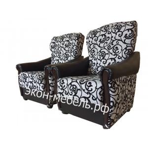 Кресло Классик с мягкими подлокотниками турецкий гобелен