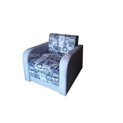 Кресло-кровать Евро Микровелюр