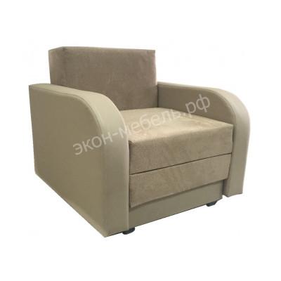 Кресло-кровать Евро вельвет люкс, роял или жаккард
