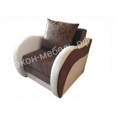 Кресло-кровать Фаворит в ткани вельвет люкс, эскада или жаккард