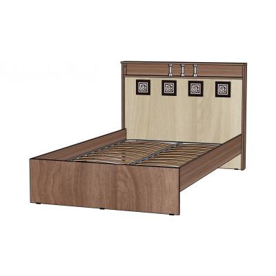 Кровать Коста-Рика 1,5 спальная 1,2м