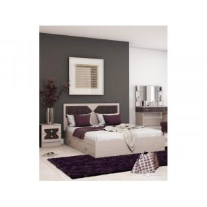 Кровать Николь 2-х спальная 1,6м