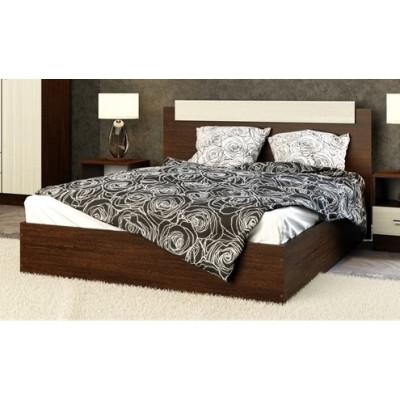 Кровать Эко 1,5 спальная 1,2м