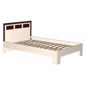 Кровать Венеция 1,5 спальная 1,2м