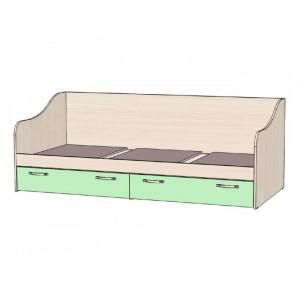 Кровать с ящиками Буратино