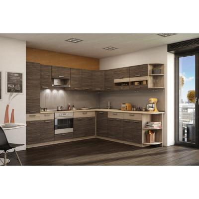 Кухня модульная ЛДСП Эра 2,8м х 2,49м