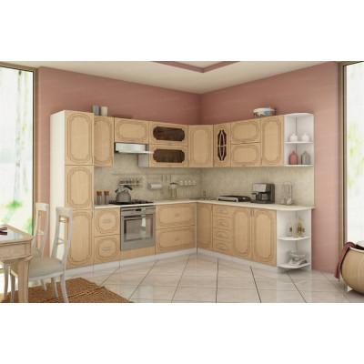 Кухня модульная МДФ Настя 2,8 х 2,49