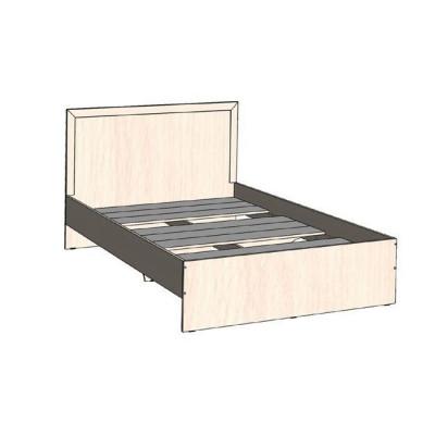 Кровать Соната 1,5 спальная 1,2м