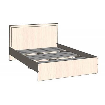 Кровать Соната 2-х спальная 1,4м