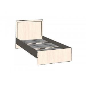 Кровать Соната 1 спальная 0,9м