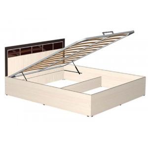 Кровать Венеция 2-х спальная 1,6м с подъемным механизмом