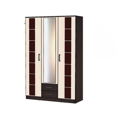 Шкаф Венеция 3-х створчатый 1,4 м.