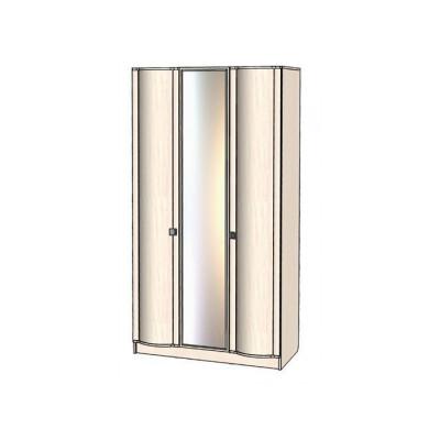 Шкаф Соната 3-х створчатый 1,2м