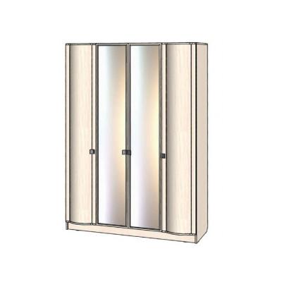 Шкаф Соната 4-х створчатый 1,6м