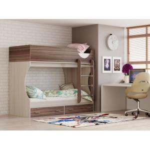 Кровать двухъярусная Адель-Д2