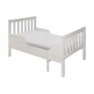 Кровать детская массив раздвижная (матрас в комплекте)