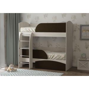 Детская двухъярусная кровать «Омега-4»