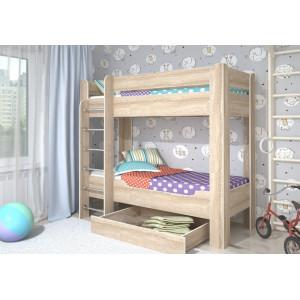 Кровать 2-х ярусная Мийа-4