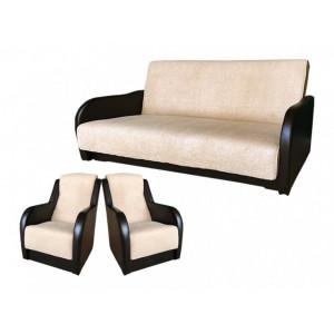 Комплект мягкой мебели Дачник-1