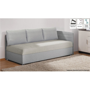 Софа с подушками 900/1200/1400