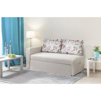 Набор диван-кровать и 2 кресла с деревянными подлокотниками Классик Гобелен, Астра