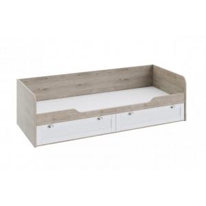 Кровать с 2-мя ящиками «Ривьера» ТД-241.12.01