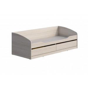 Кровать 0,8м КР-002 Мийа-3А  (без ф/п)