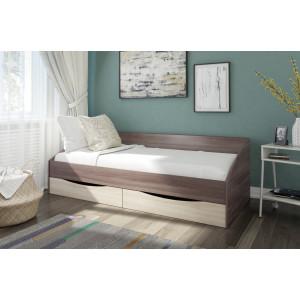 Кровать с 2 ящиками Классика