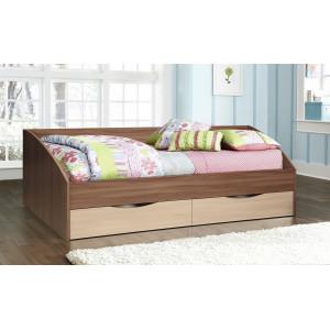 Кровать одинарная Фея-3