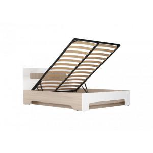 Кровать двухспальная с подъемным механизмом Палермо-3 1600 мм