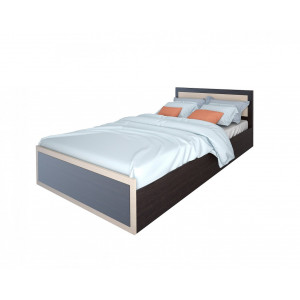 Кровать 1,6м Гармония