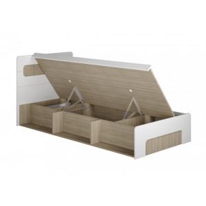 Кровать с подъемным механизмом Палермо-3  900 мм