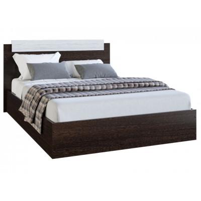 Кровать Эко 2-х спальная 1,6м