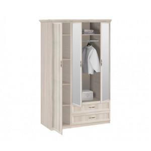 Шкаф 3-х дверный с зеркалом 7.016Z Классика
