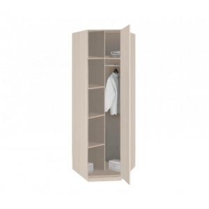 Диван-кровать Эстет с квадратными подлокотниками велюр