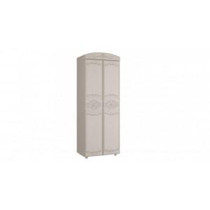 Шкаф 2-х дверный комбинированный Каролина