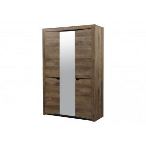 Шкаф 3-х дверный 33.02 Лючия