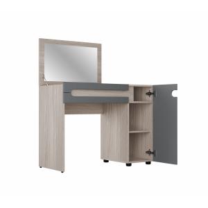 Столик туалетный Палермо-3 (Графит)