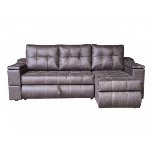 Угловой диван Камертон-1 (1,3*0,65) (независимый пружинный блок)