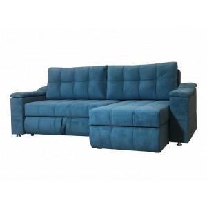 Угловой диван Камертон-1 (1,3*0,8) (независимый пружинный блок)