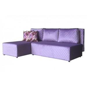 Угловой диван с декоративными подушками Олимп (Комо)