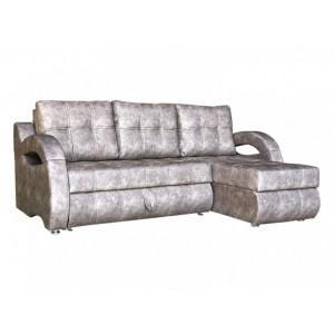 Угловой диван Камертон 1,3*0,65 (независимый пружинный блок)
